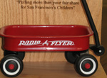 The Little Red Wagon Story
